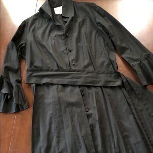 BELL shirt dress classic 100% cotton